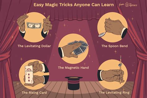 learn fun magic tricks     friends