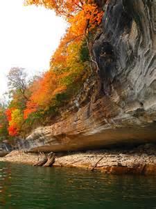 Arkansas Ozark Mountains Fall