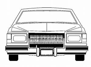 cadillac lowrider classic coloring page all colored up With white cadillac cts6