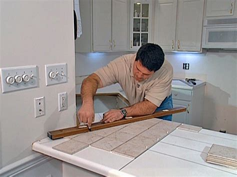 how to lay kitchen tile install tile laminate countertop and backsplash how 7271