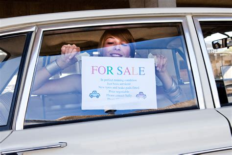 Selling Used Vehicle by How Are You Responsible For A Car After You Sell It