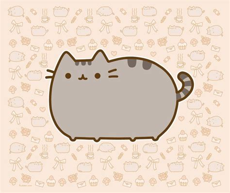 pusheen cat wallpaper gallery