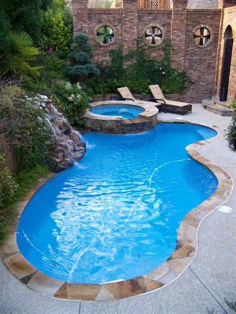 pool 8 form backyard oasis pools free form pool dunwoody
