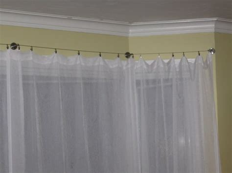 product review ikea dignitet wire curtain rods curtain