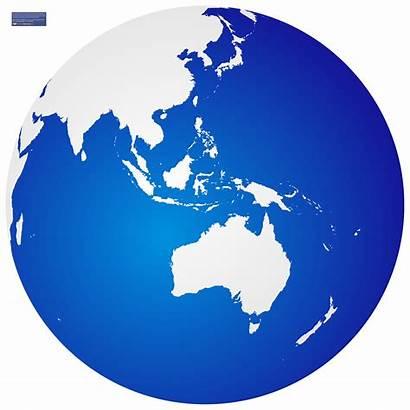 Globe Australia Vector Graphics Clip 3d Newdesignfile