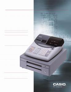 Download Casio Cash Register Pcr