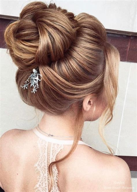 Hairstyles Updos by 40 Best Wedding Hairstyles For Hair Deer Pearl Flowers