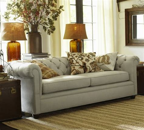 pottery barn chesterfield sofa momma needs kid friendly furniture that looks great