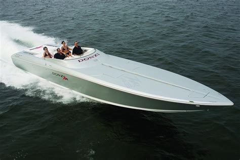 Donzi Boats Top Speed by Donzi 43 Zr By Bill Runs America