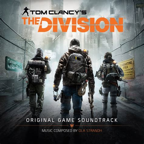 bureau gaming tom clancy 39 s the division soundtrack the division zone