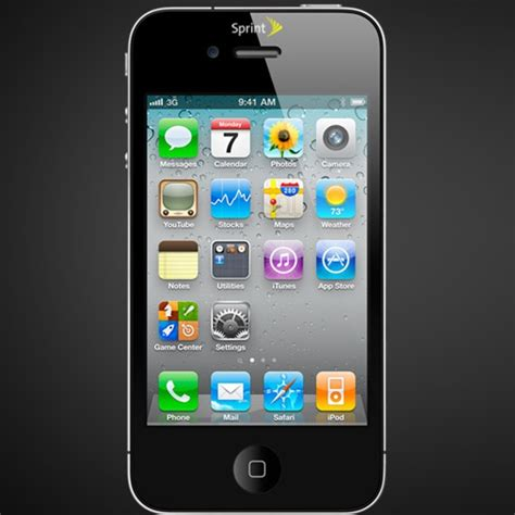 apple iphone plan sprint may offer the iphone 5 with unlimited data plans