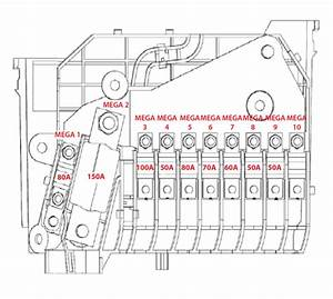 2014 Ford Escape Fuse Diagrams  U2014 Ricks Free Auto Repair
