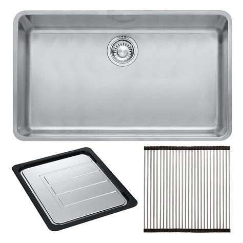 franke kitchen sink accessories franke kbx110 70of kubus single bowl undermount sink with 3523