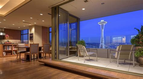seattle penthouse breaks priciest condo record selling