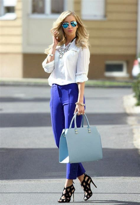 51 Trendy Business Casual Work Outfit for Women - Fashionetter