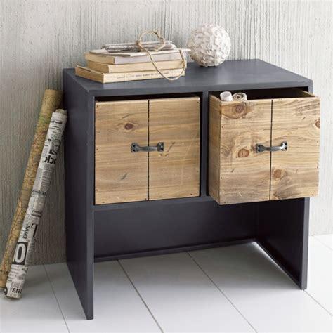une table de chevet en bois 224 choisir ou 224 faire vous m 234 me archzine fr