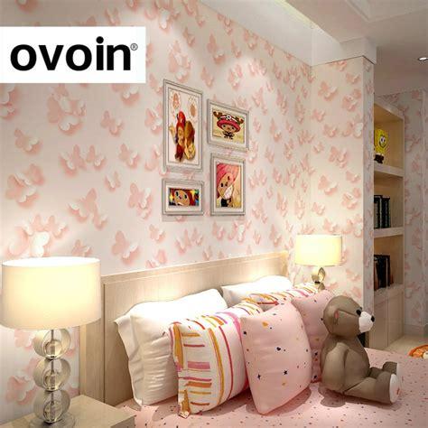 modern child  butterfly wallpaper roll  walls girls