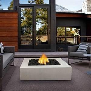 Mezzo International Sofa : mezzo square propane fire table patio productions ~ Markanthonyermac.com Haus und Dekorationen