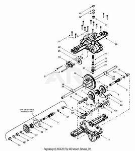 Mtd 13au609h131  1999  Parts Diagram For Single