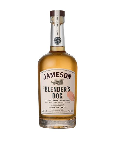 jameson blenders dog  whiskey makers series buy