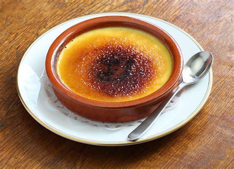 creme catalane maison cuisinethermomix recettes speciales