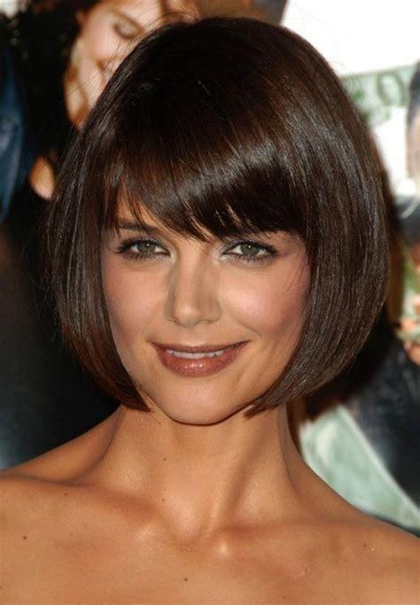 coiffure carre avec frange tendances