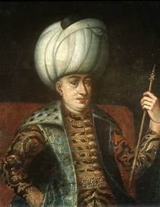 Sultan Mehmed I, 1403-1421, portrait in the Topkapi Palace ...
