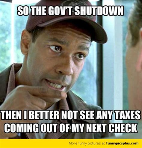 Funny Government Memes - government shutdown funny pictures