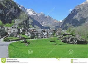 house plans green bavona valley locarno ticino switzerland stock photo image 46688338
