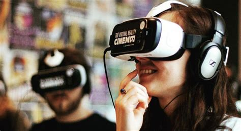 vr  theaters virtual reality cinema