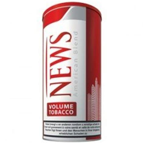 tabac news volume pot 150gr