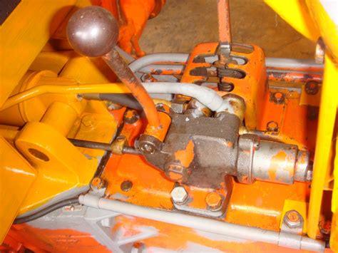 siege de tracteur ancien n72 montage prise hydraulique