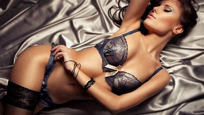 Woman Attractive Lingerie Lovely Beauty Lust Olga