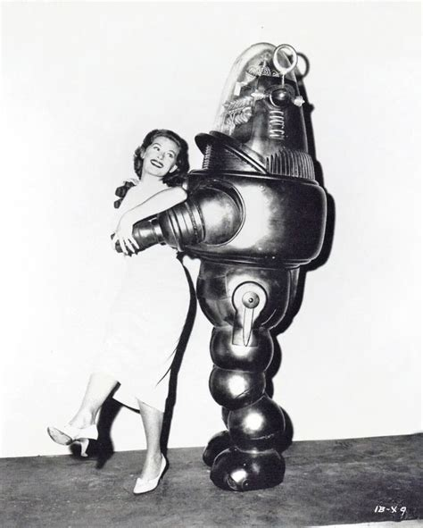 Robby the Robot The Invisible Boy