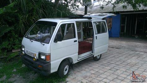 Daihatsu Hijet Mini Van One Owner Like Vw Bus.. Low Miles
