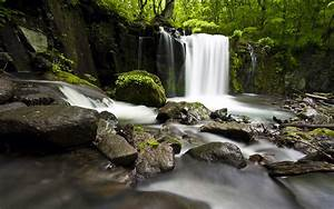 Beautiful Waterfall Wallpaper Rivers Nature Wallpapers in ...