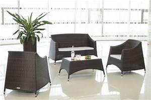 Lounge Sessel Balkon : balkon m bel aus rattan coole designer ideen ~ Lateststills.com Haus und Dekorationen