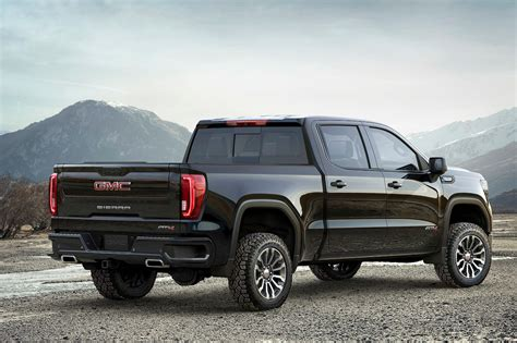 2019 Gmc Sierra At4 Lets You Offroad In Comfort  Motor Trend