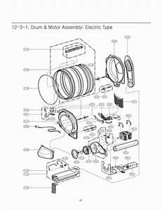 Lg Dle7177rm Parts List And Diagram   Ereplacementparts Com