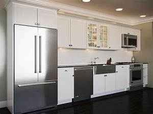 Best ideas about one wall kitchen on