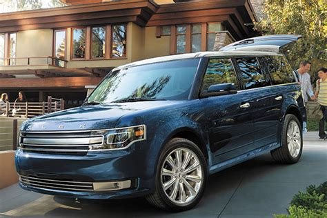 ford flex review