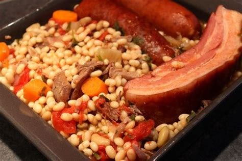 cuisiner un cassoulet cassoulet pour ceux qui aiment cuisiner