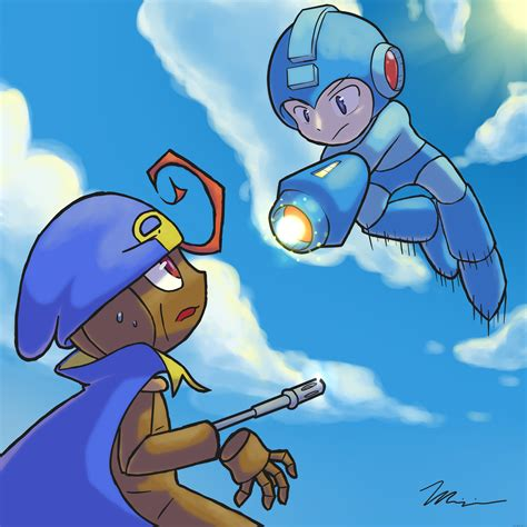 Megaman Vs Geno By Super100miki On Deviantart