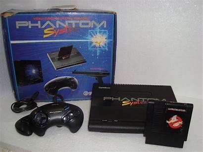 Phantom Console System Caixa