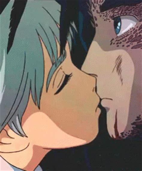 Anime Kiss Gif Cute Kiss Cute Gif Kiss Cute Comforting Discover Share Gifs