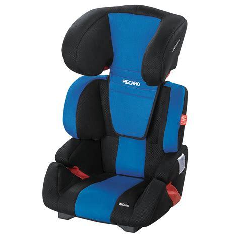 Recaro Milano Child Car Booster Seat  3  12 Years Ece