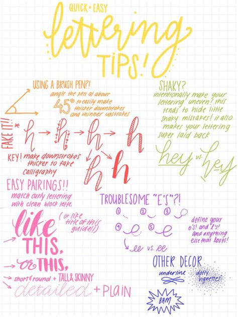 lettering for your bullet journal twenty something 20 tips on how to make your bullet journal look really 91760