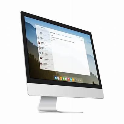 Os Mac Ios Imac Apple Concept Konzept