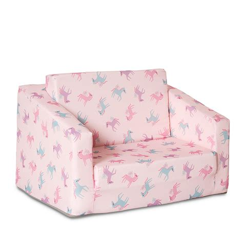 Toddler Flip Sofa Bed by Adairs Flip Out Unicorn Sofa Bed