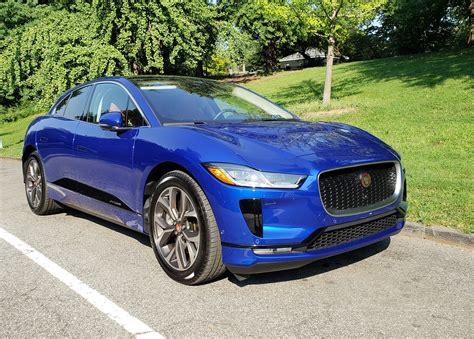 2019 Jaguar I-pace, California Electric-car Rebates, And